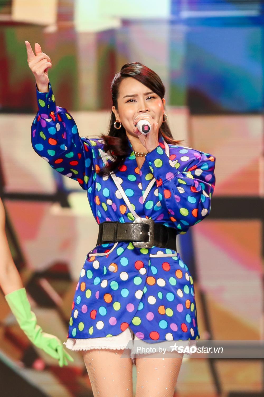 Hồ Hoài Anh - Lưu Hương Giang cùng 2 trò cưng Thùy Trang - Hà Anh mang vũ điệu Daddy Cool khuấy đảo chung Ảnh 1