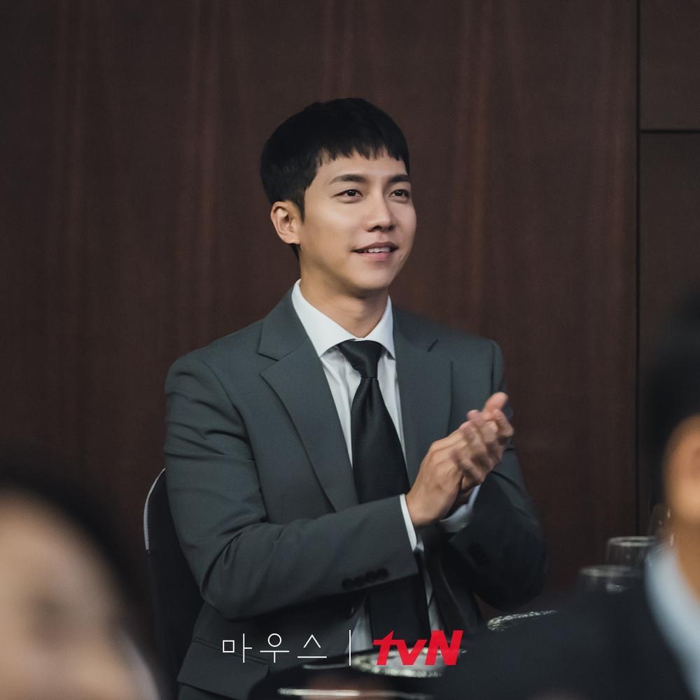 Diễn xuất của Lee Seung Gi trong 'Mouse': 'Beaksang 2021 sẽ phải hối hận vì loại anh ấy ra khỏi đề cử' Ảnh 2