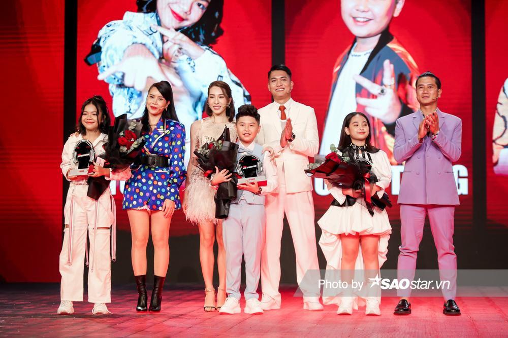 Học trò Vũ Cát Tường và Hưng Cao - Đăng Bách xuất sắc đăng quang Quán quân GHVN New Generation 2021 Ảnh 6