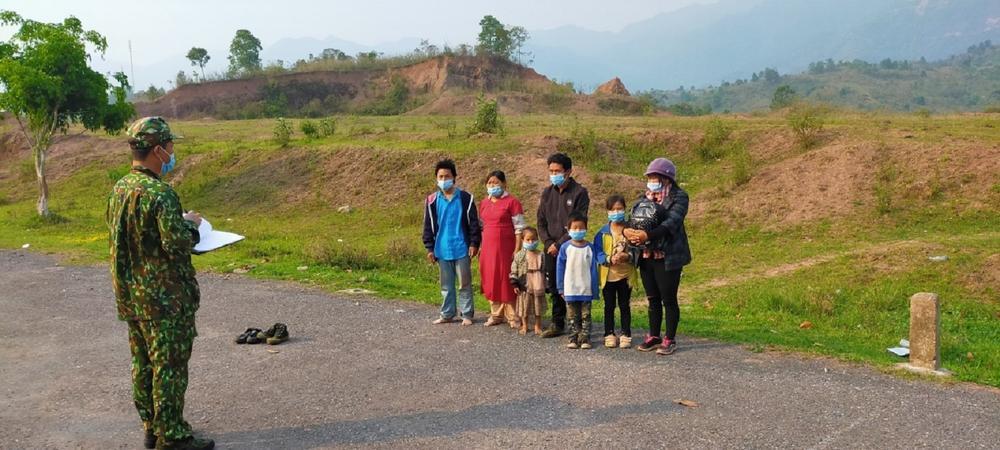 Phát hiện 7 người trong hai gia đình nhập cảnh trái phép vào Việt Nam Ảnh 1