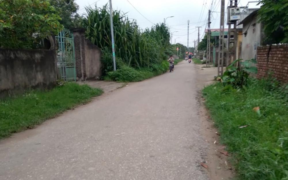 Vụ cháu bé 11 tuổi bị sát hại ở Nam Định: Nghi phạm câm điếc, có tính trộm cắp vặt Ảnh 1