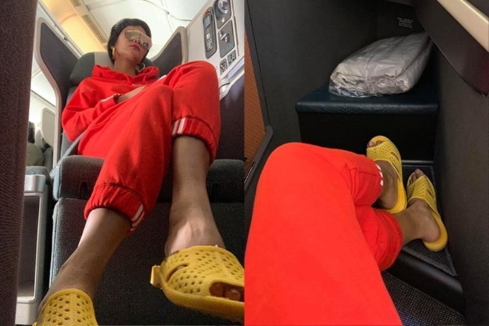 H'Hen Niê lên tiếng sau khi bị tố 'làm màu' vì ăn mặc xuề xòa, đi xe khách từ quê xuống Sài Gòn Ảnh 4