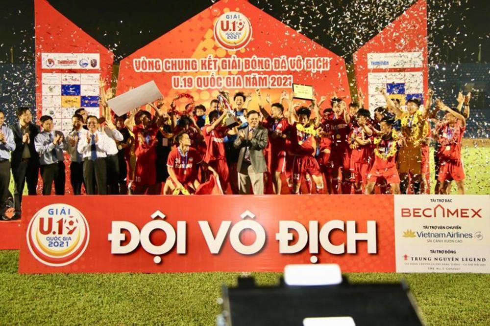 'Không đồng ý U19 PVF đổi thành đội Cảng Sài Gòn' Ảnh 1