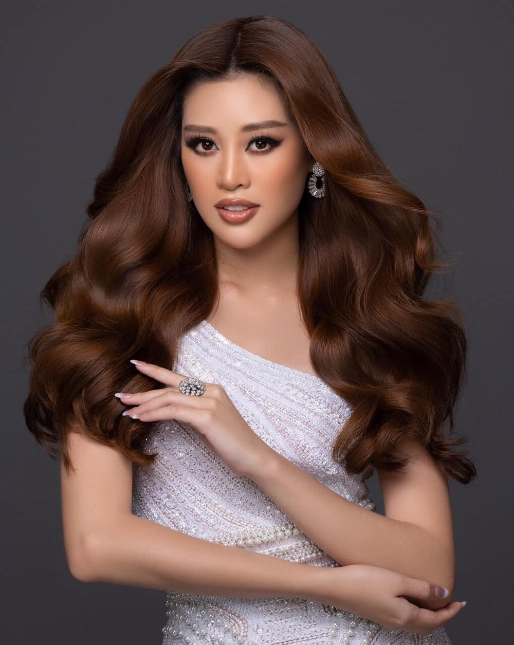 Hoa hậu Phương Khánh: 'Khánh Vân ấm áp và rất can đảm, cô ấy sẽ tiến rất xa tại Miss Universe' Ảnh 6