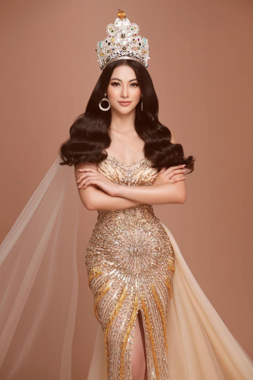 Hoa hậu Phương Khánh: 'Khánh Vân ấm áp và rất can đảm, cô ấy sẽ tiến rất xa tại Miss Universe' Ảnh 1