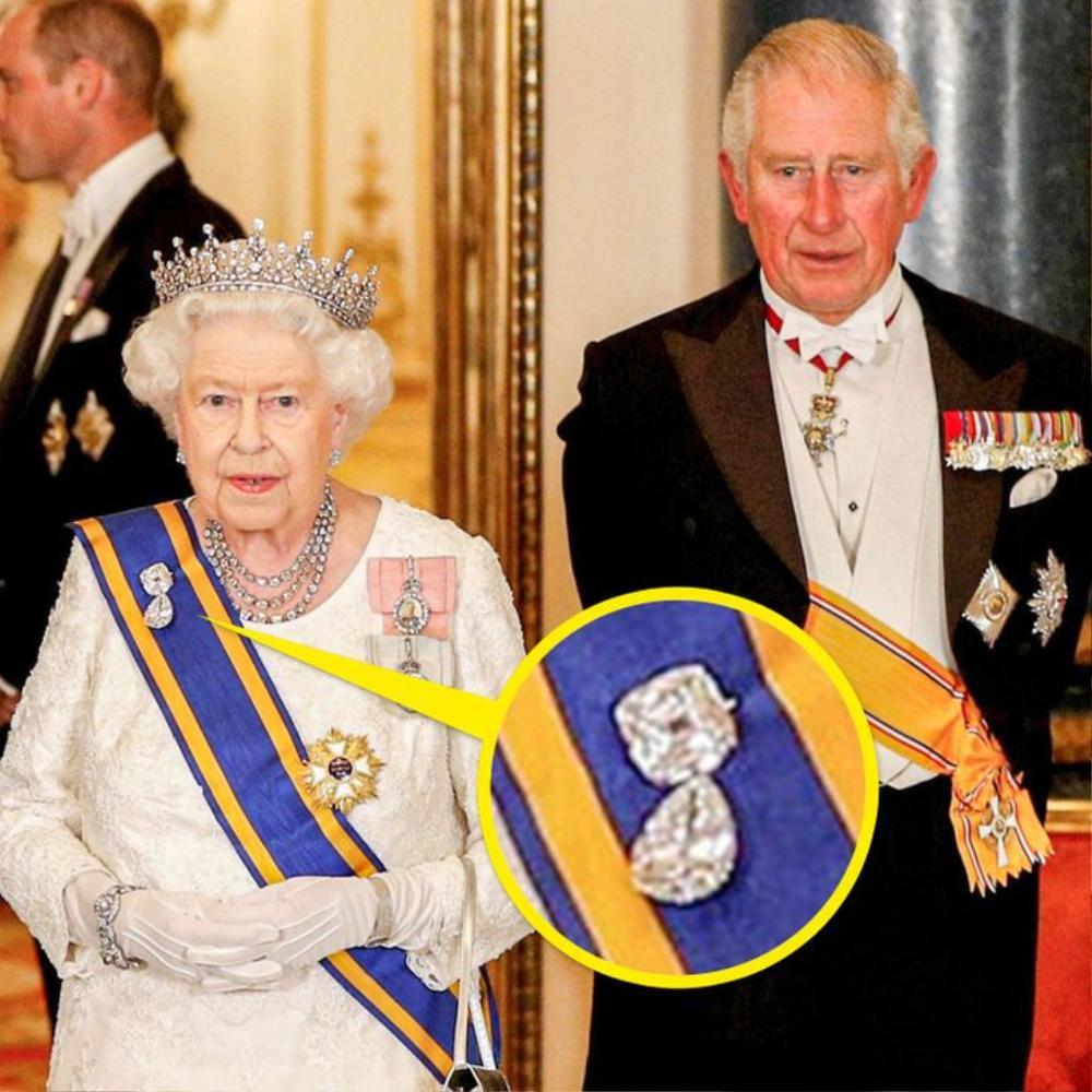 Bí ẩn tủ đồ Hoàng gia: Ý nghĩa hoa cài áo của phụ nữ Hoàng gia Anh Ảnh 7