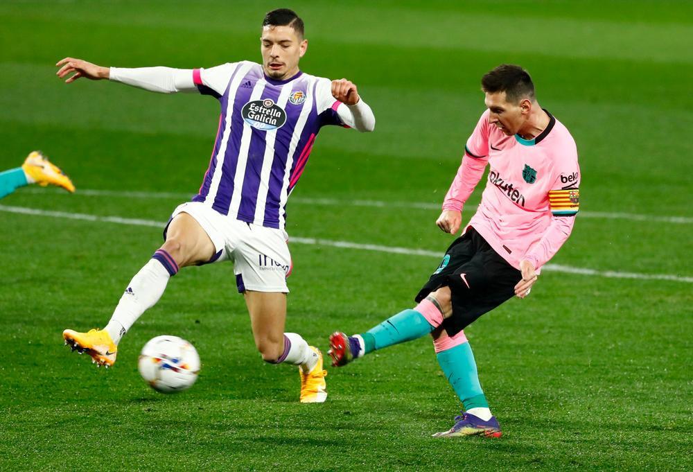Messi đấu giá đôi giày đặc biệt để làm từ thiện Ảnh 1