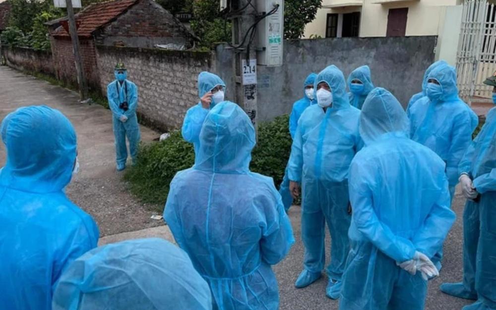 Thêm 3 ca dương tính với SARS-CoV-2 ở Hà Nam đều liên quan đến thanh niên trở về từ Nhật Bản Ảnh 1