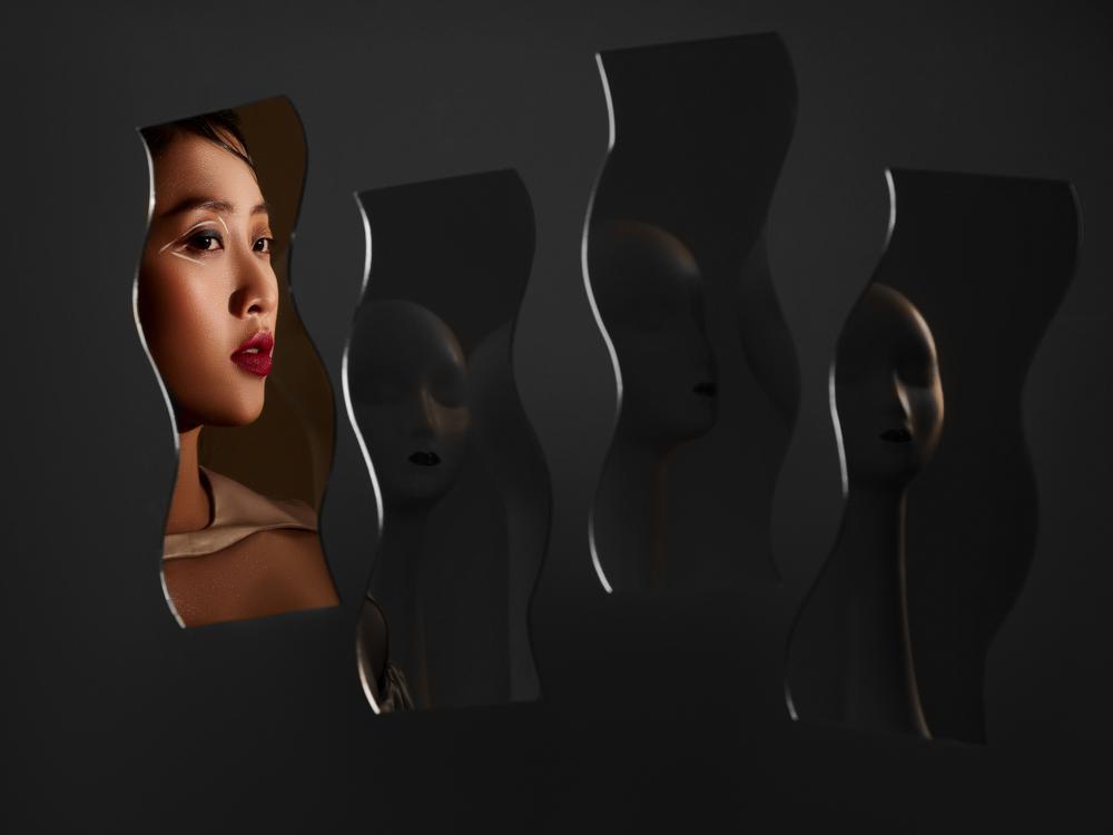 Liêu Hà Trinh đẹp ma mị, biến hoá hình ảnh trong bộ ảnh beauty ấn tượng Ảnh 13