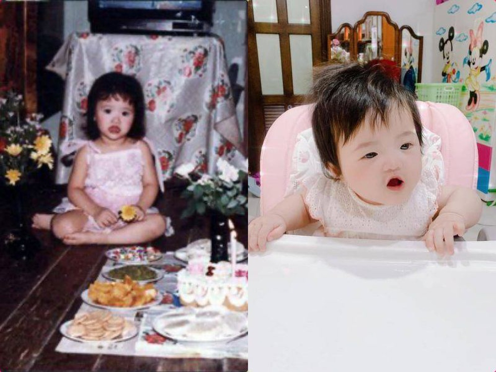 Con gái Đông Nhi càng lớn càng xinh, lấy hết gen đẹp tự nhiên từ bố mẹ Ảnh 2