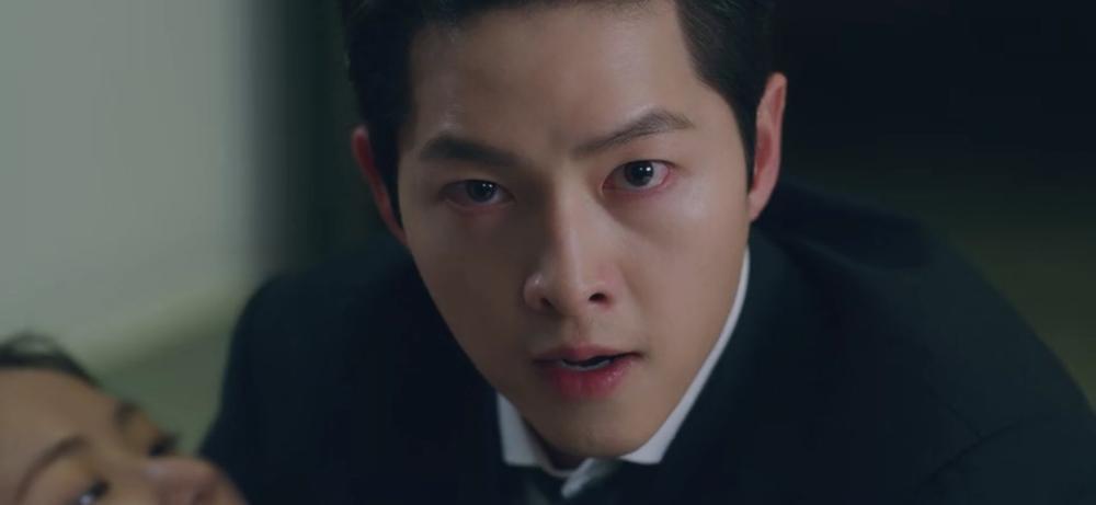 Phim 'Vincenzo' của Song Joong Ki rating giảm ở tập áp chót Ảnh 3