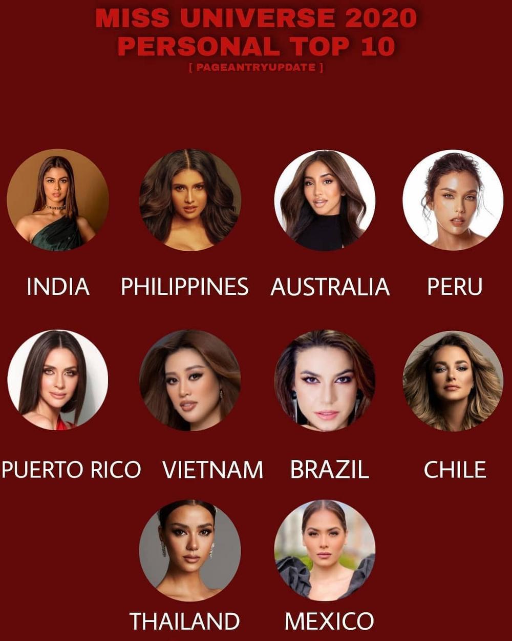 Đại diện Việt Nam vắng mặt trong Top 11 Super của Global Beauties: Fan chờ đợi Khánh Vân bùng nổ Ảnh 11