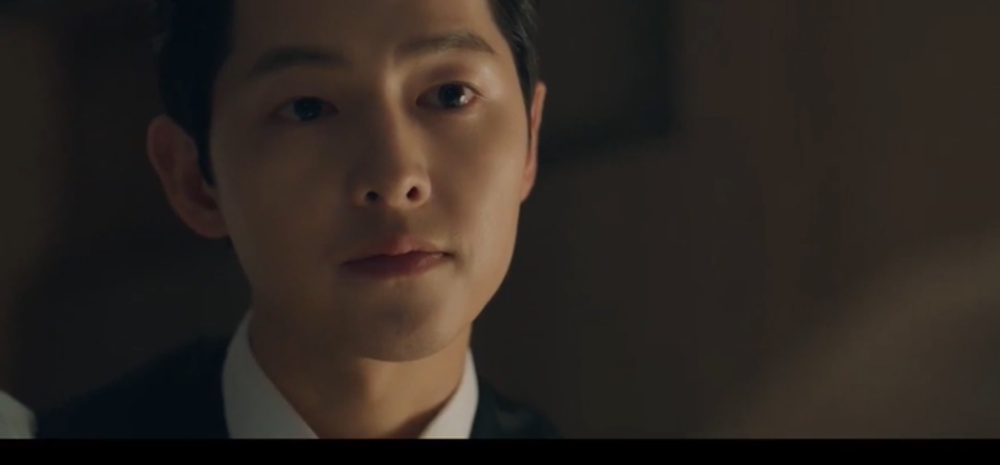 'Vincenzo' tập cuối: Song Jong Ki rời xa Jeon Yeo Bin sau khi triệt hạ Babel Ảnh 9