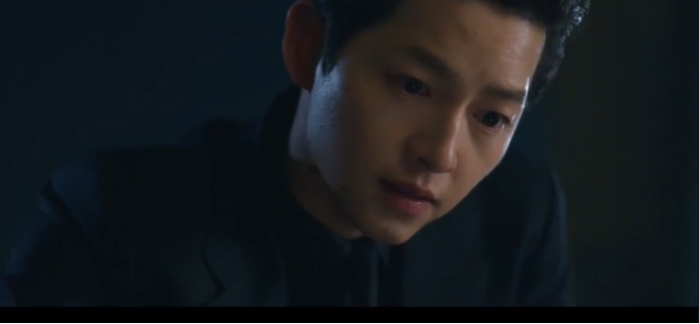 'Vincenzo' tập cuối: Song Jong Ki rời xa Jeon Yeo Bin sau khi triệt hạ Babel Ảnh 26