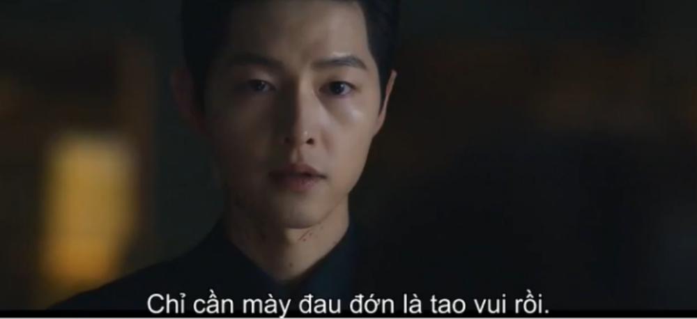 'Vincenzo' tập cuối: Song Jong Ki rời xa Jeon Yeo Bin sau khi triệt hạ Babel Ảnh 34