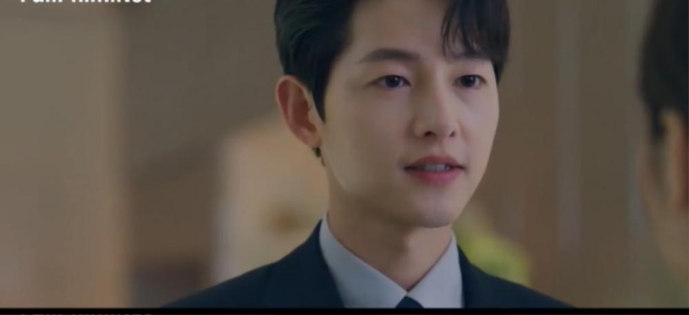 'Vincenzo' tập cuối: Song Jong Ki rời xa Jeon Yeo Bin sau khi triệt hạ Babel Ảnh 55