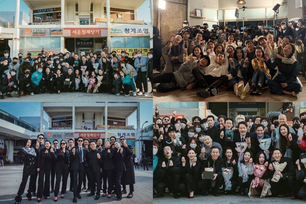 'Vincenzo' tập cuối: Song Jong Ki rời xa Jeon Yeo Bin sau khi triệt hạ Babel Ảnh 62