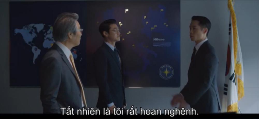 'Vincenzo' tập cuối: Song Jong Ki rời xa Jeon Yeo Bin sau khi triệt hạ Babel Ảnh 47