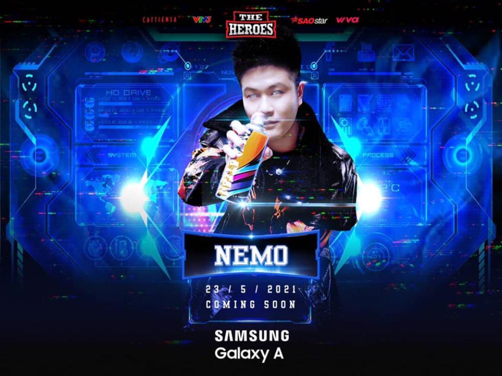Uni5 - Nemo hóa biệt đội siêu anh hùng và chiến binh dũng mãnh, lan tỏa sức mạnh tại The Heroes 2021 Ảnh 3