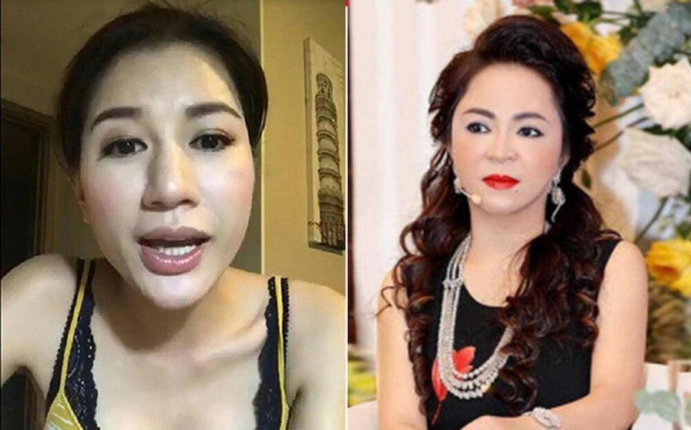 Bị vợ nghệ sĩ Xuân Bắc 'đòi táng nếu gặp', Trang Trần gay gắt mỉa mai nhan sắc và thách táng tay đôi Ảnh 1