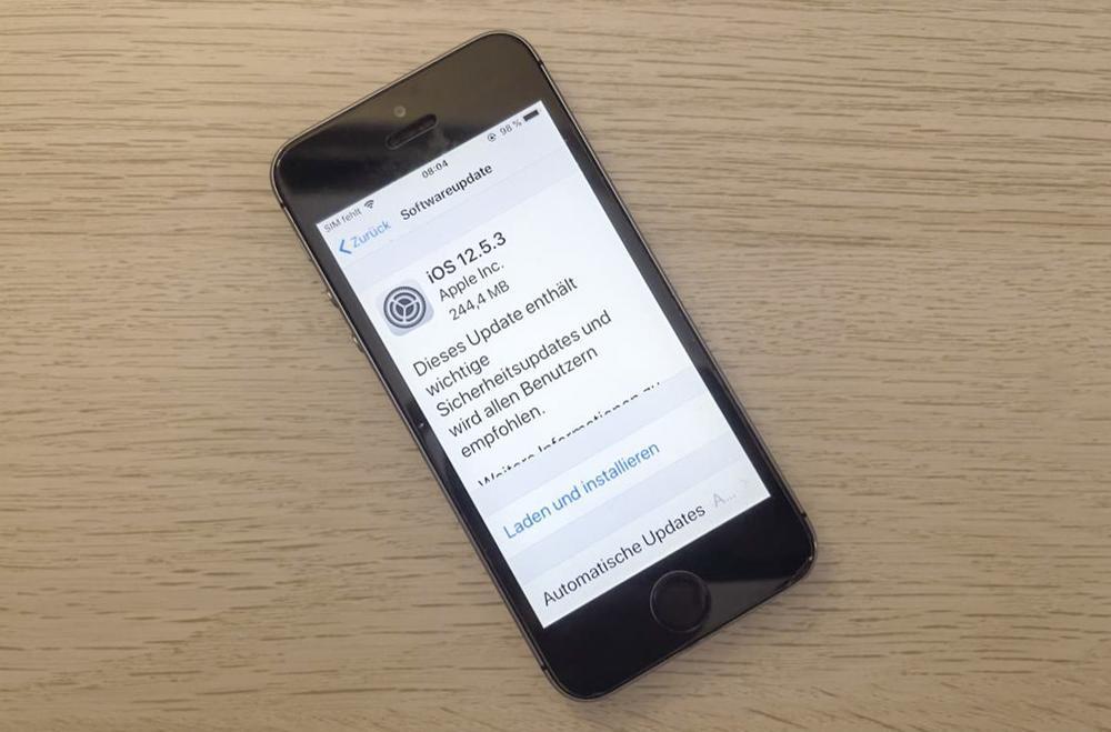Tin vui cho người dùng iPhone 5s, iPhone 6 và 6 Plus Ảnh 1
