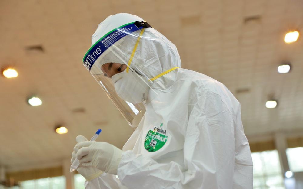 Phát hiện thêm 8 ca nghi dương tính với SARS-CoV-2 ở Vĩnh Phúc Ảnh 1