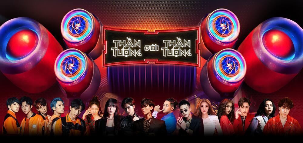 MC Phí Linh hóa thân thành Maleficent cầm trịch show âm nhạc hot nhất mùa hè The Heroes 2021 Ảnh 4