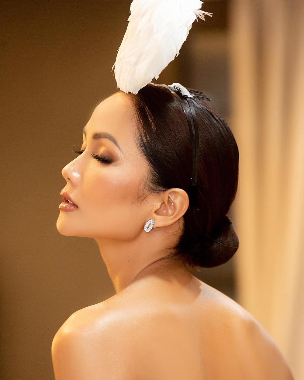 Bị chê Top 5 Miss Universe chưa đủ trình để ngồi ghế giám khảo: H'Hen Niê đáp trả anti-fan cực khéo! Ảnh 6