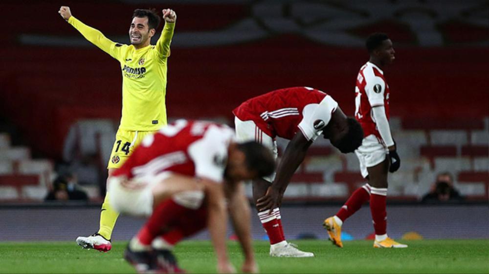 Thần may mắn ngoảnh mặt, Arsenal lỡ cơ hội đấu MU ở chung kết Europa League Ảnh 2