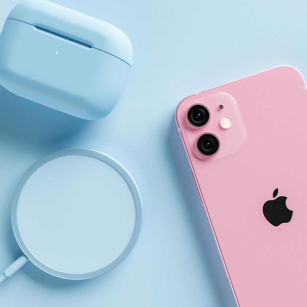 iPhone 13 màu hồng đẹp ngất ngây lộ diện, niềm mong ước của mọi chị em đây rồi Ảnh 2