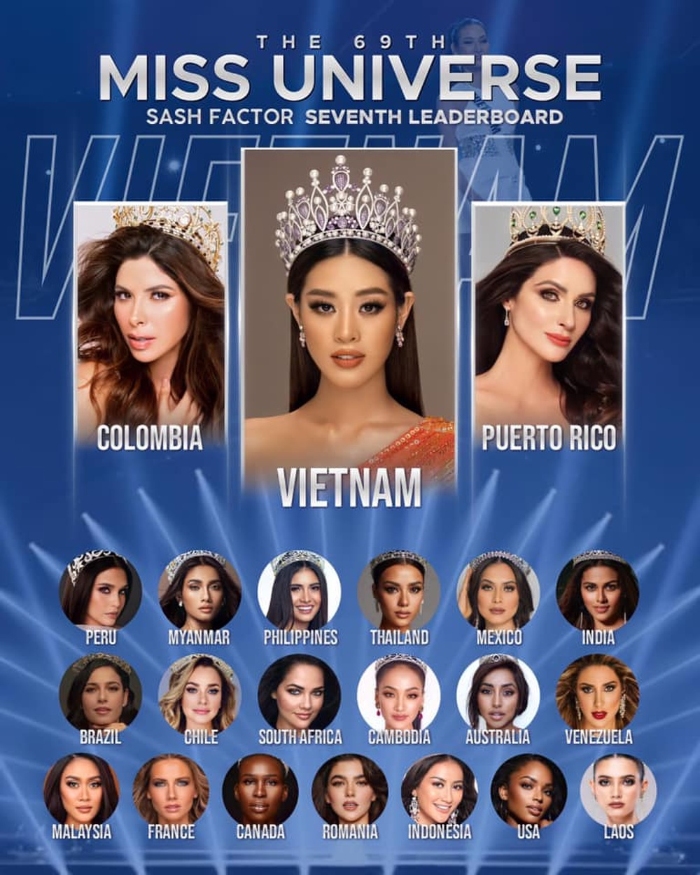 Khánh Vân được dự đoán đăng quang Miss Universe: Nàng 'Lọ lem Hoàn vũ' có trái tim ấm áp Ảnh 1