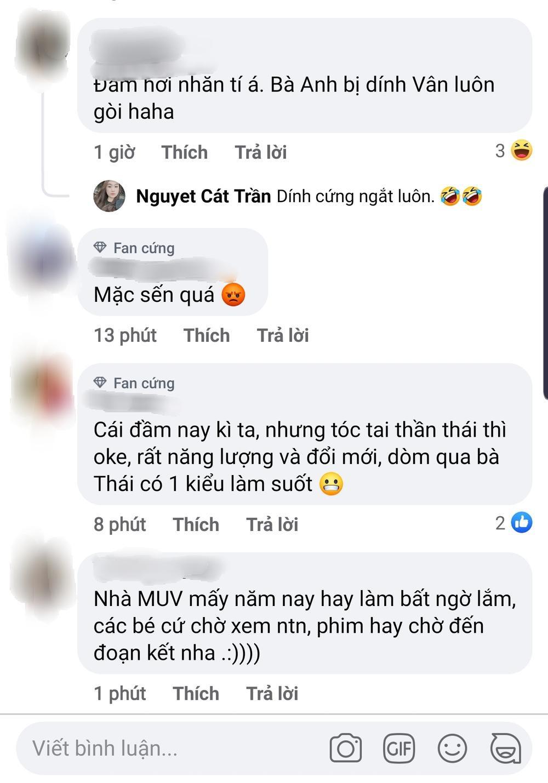 Đi ăn tối, Khánh Vân khiến fan lo lắng xuống phong độ khi mặc đầm tím 'sến' Ảnh 4