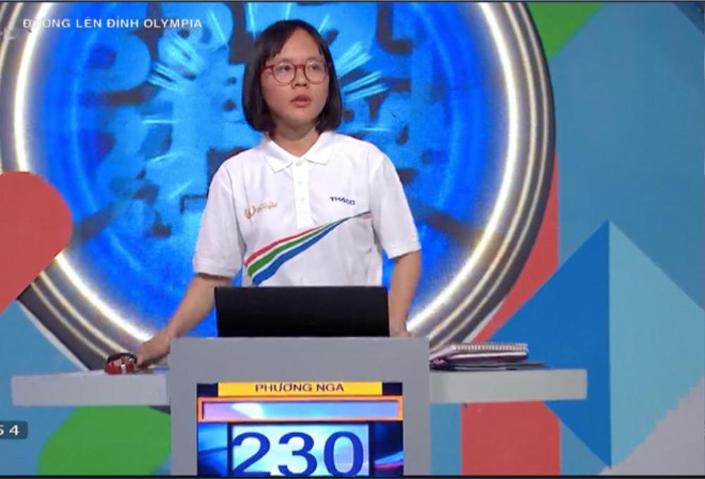 Nữ sinh Lâm Đồng 'lội ngược dòng' ngoạn mục, giành vòng nguyệt quế thuyết phục tại Olympia Ảnh 2