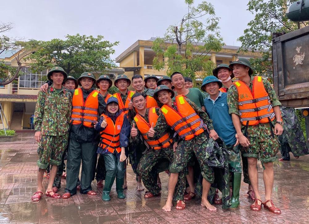 Hòa Minzy ủng hộ 100 triệu đồng cho quê nhà Bắc Ninh phòng chống dịch COVID - 19 Ảnh 2