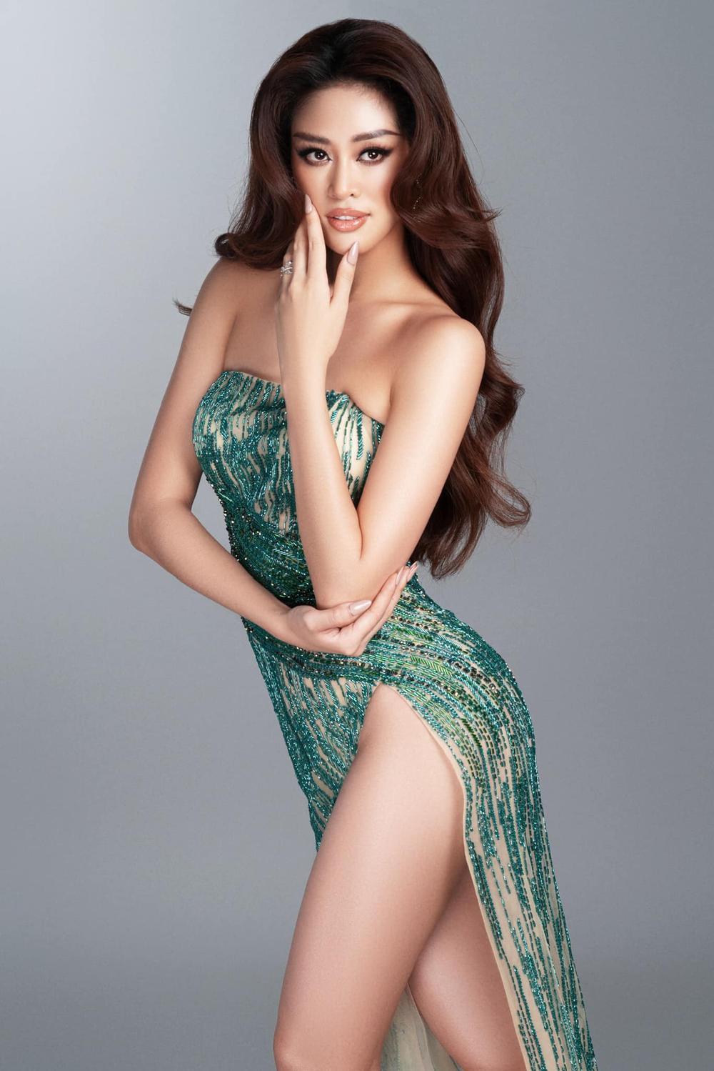 8 chủ đề hùng biện cực gắt cho Top 5 Miss Universe: Khánh Vân đã sẵn sàng lan tỏa trái tim yêu thương? Ảnh 9