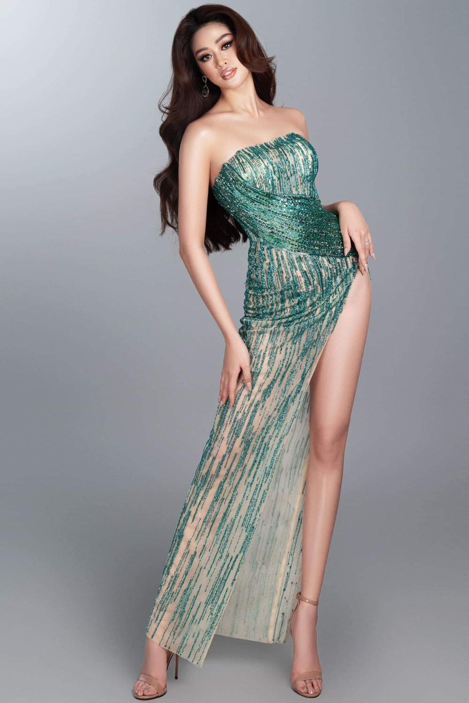 Lộ bản sketch chiếc váy Khánh Vân có thể mặc đêm Bán kết, quả là 'chặt đẹp' cả thiên hạ! Ảnh 7