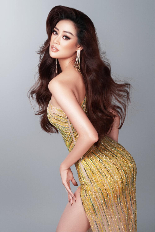 Lộ bản sketch chiếc váy Khánh Vân có thể mặc đêm Bán kết, quả là 'chặt đẹp' cả thiên hạ! Ảnh 2
