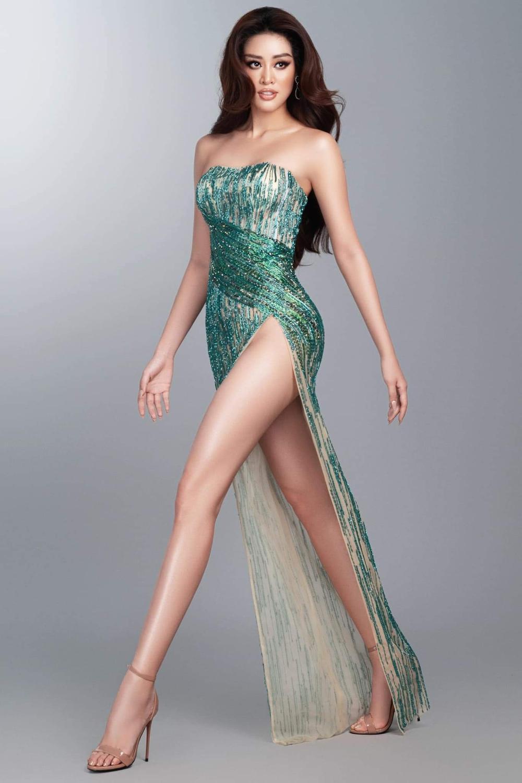 Lộ bản sketch chiếc váy Khánh Vân có thể mặc đêm Bán kết, quả là 'chặt đẹp' cả thiên hạ! Ảnh 6