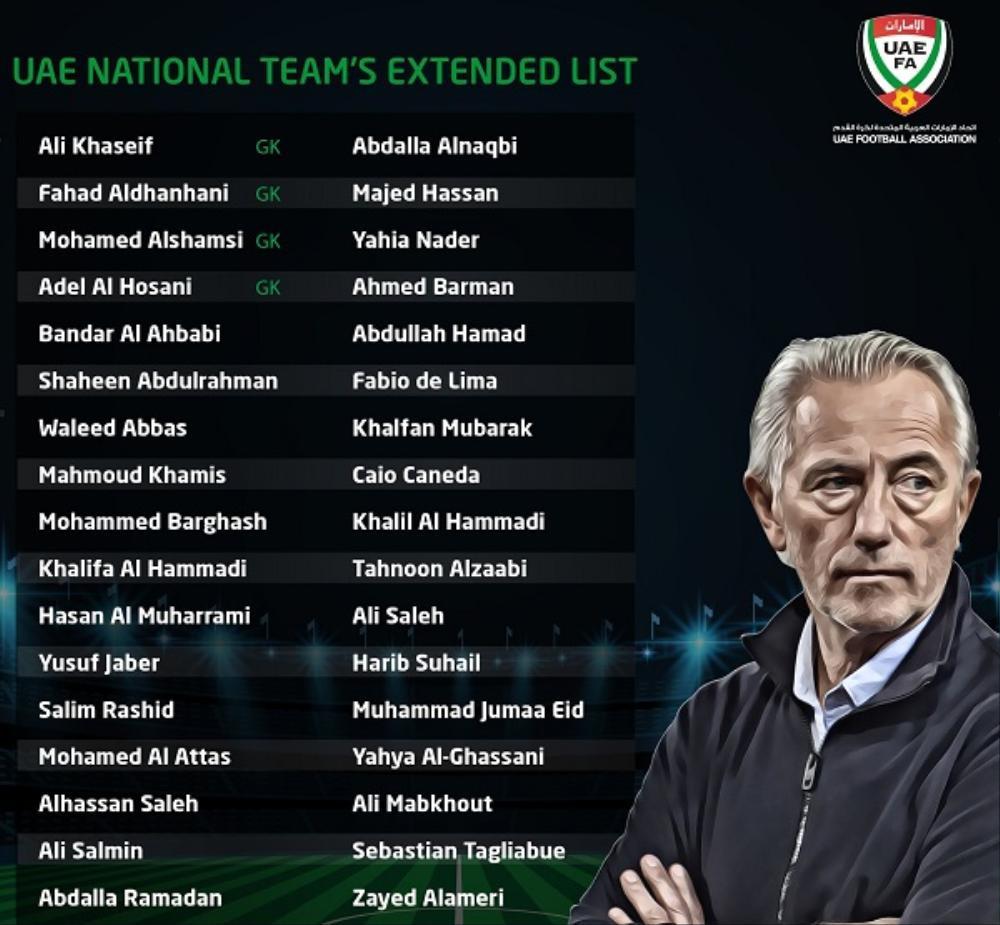 UAE triệu tập 3 cầu thủ gốc Brazil và Argentina đấu Việt Nam Ảnh 2