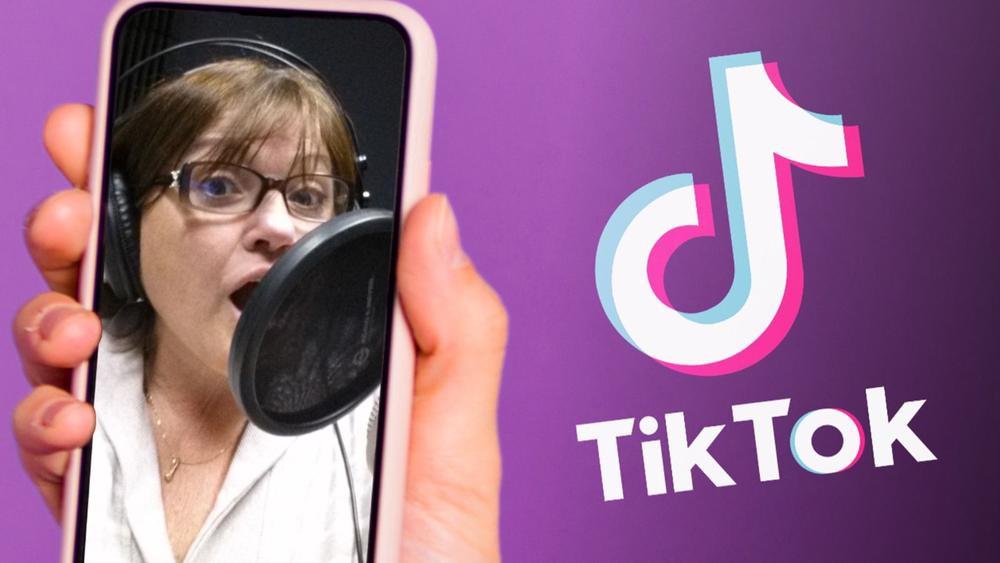 Chủ nhân giọng nói trên TikTok lộ hình ảnh đời thực, càng gây bất ngờ hơn khi biết lý do Ảnh 4