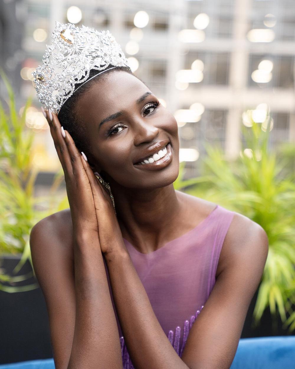 Fan khó hiểu khi Global Beauties tiếp tục đánh rớt Khánh Vân khỏi Top 11 Super tại Miss Universe 2020 Ảnh 5