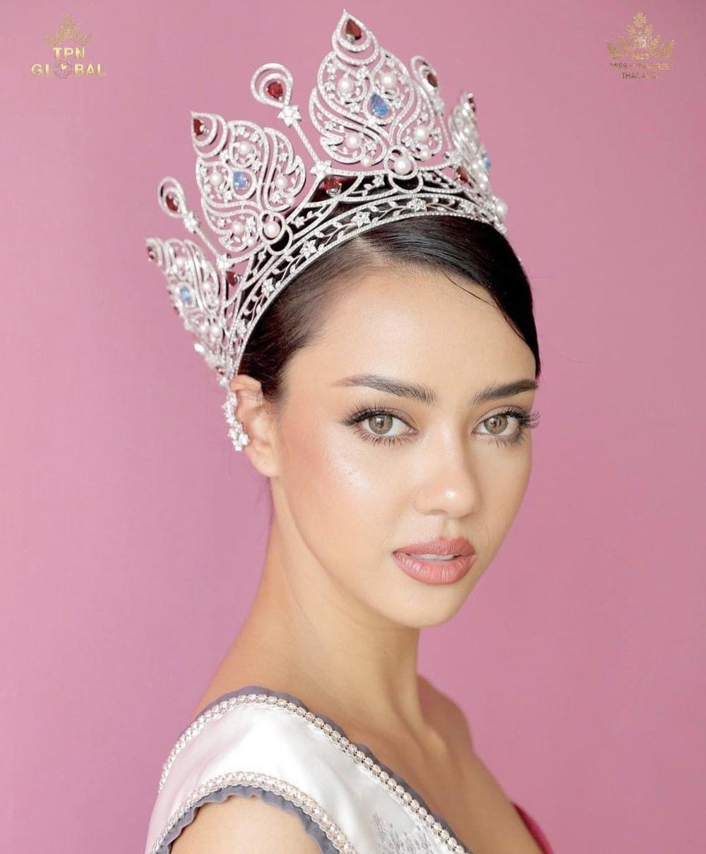 Fan khó hiểu khi Global Beauties tiếp tục đánh rớt Khánh Vân khỏi Top 11 Super tại Miss Universe 2020 Ảnh 4