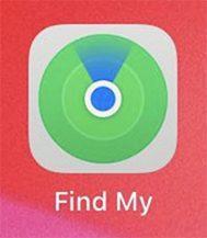 """Ứng dụng Tìm bạn bè (Find My Friends) và Tìm iPhone của tôi (Find My iPhone) cũng được tích hợp thành một với tên gọi """"Find My""""."""