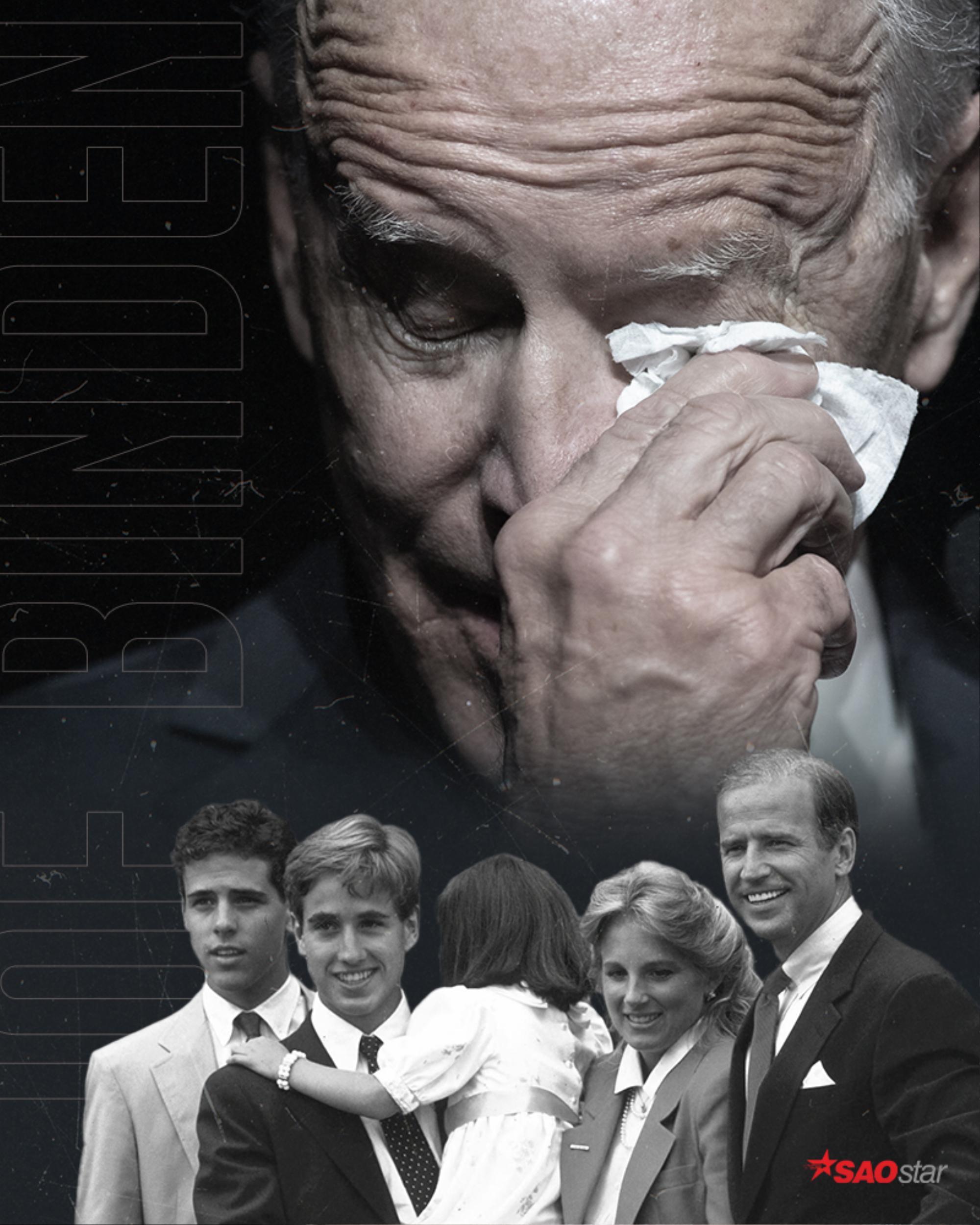 Cuộc đời đầy bi kịch của ứng viên Tổng thống Mỹ Joe Biden Ảnh 2