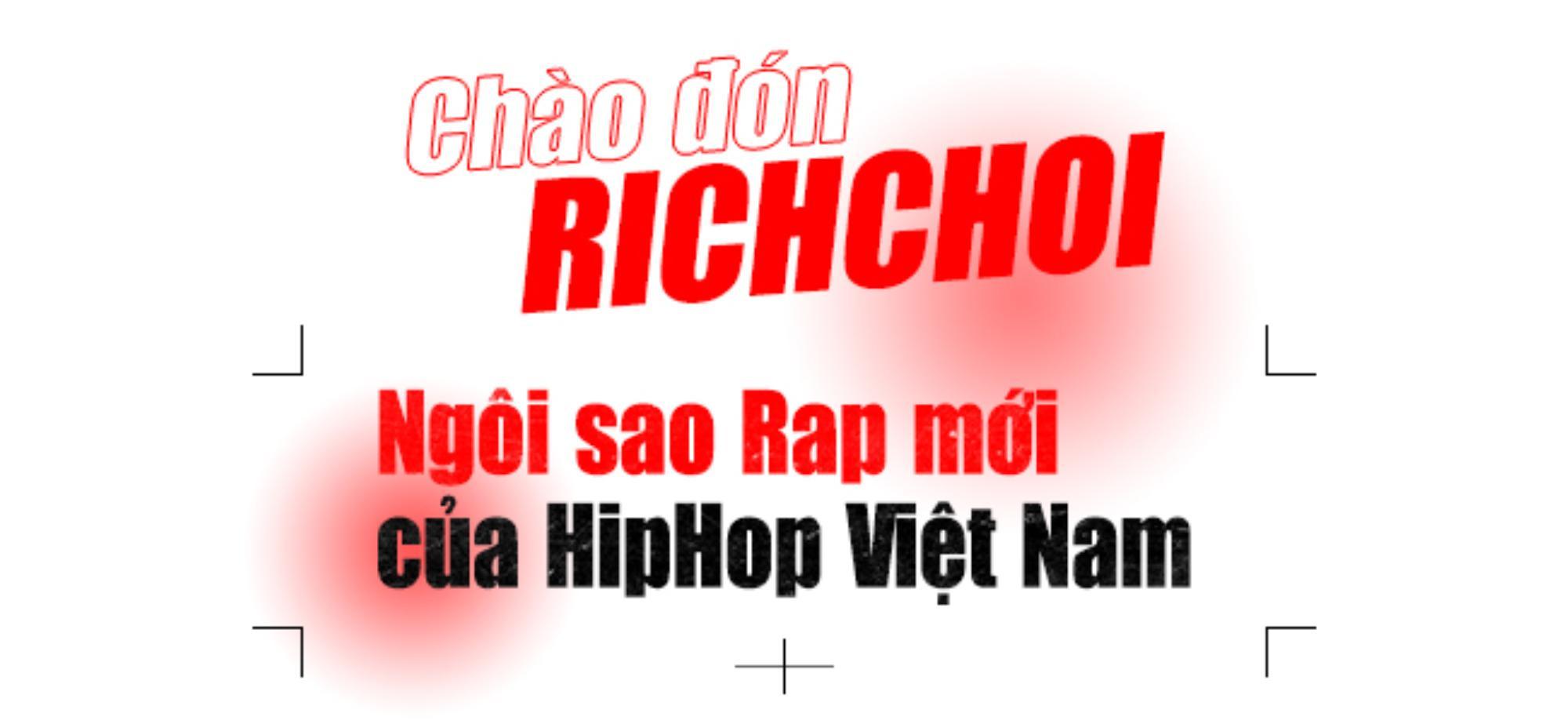 Hành trình RichChoi tại King Of Rap: Tôi của hiện tại đã mất đi sự ngông nghênh trong quá khứ Ảnh 5