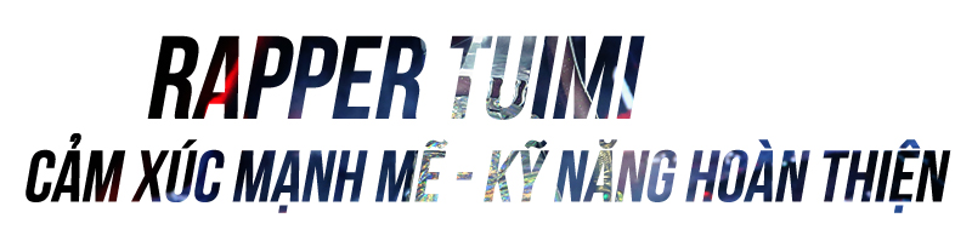 Hành trình đến ngôi vị Á quân King Of Rap của Tuimi: Nhân tố bí ẩn chính thức trở thành Queen Of Rap Ảnh 3