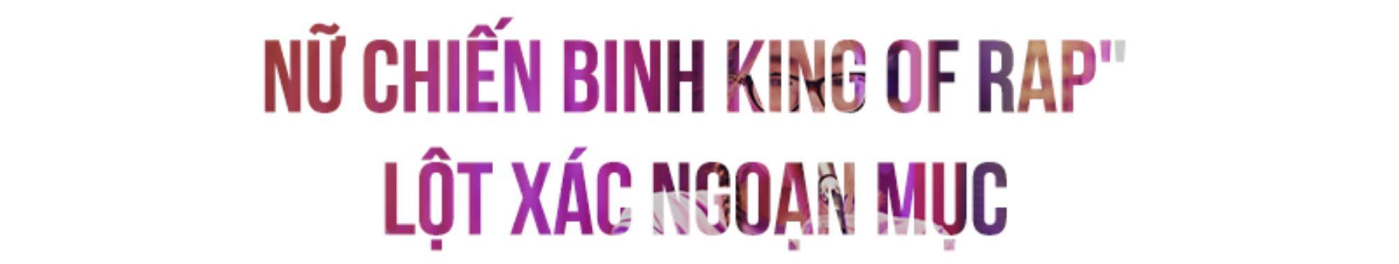 Hành trình đến ngôi vị Á quân King Of Rap của Pháo: Công chúa Underground đã thành nữ Rapper thực thụ Ảnh 5