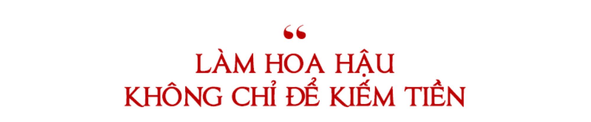 Hoa hậu Việt Nam Đỗ Thị Hà: 'Nếu có một điều ước, tôi chỉ mong bố ngủ ngon và bớt lo lắng cho tôi' Ảnh 12