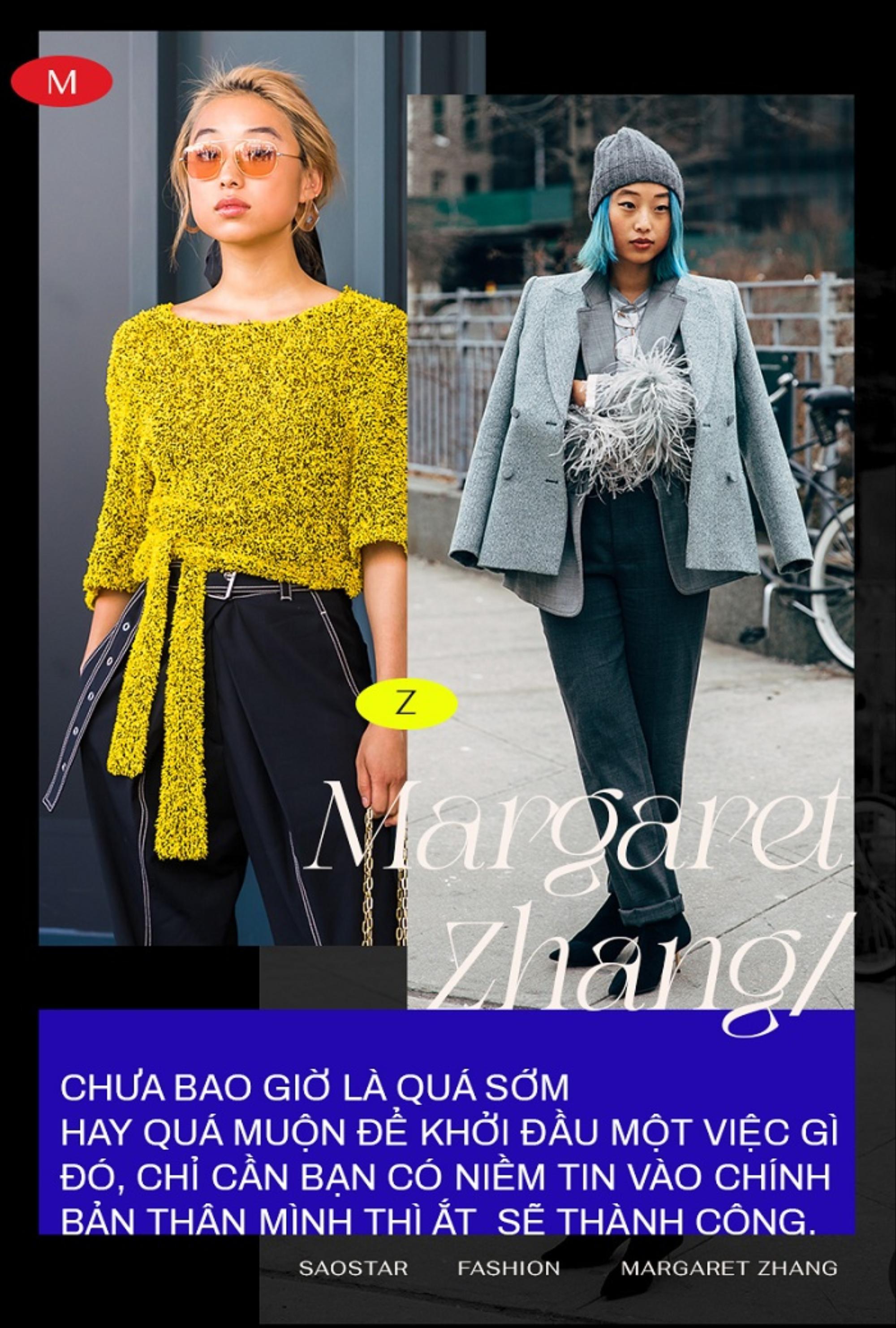 Chân dung Margaret Zhang - Tổng biên tập trẻ tuổi nhất của lịch sử tạp chí Vogue lẫy lừng Ảnh 15