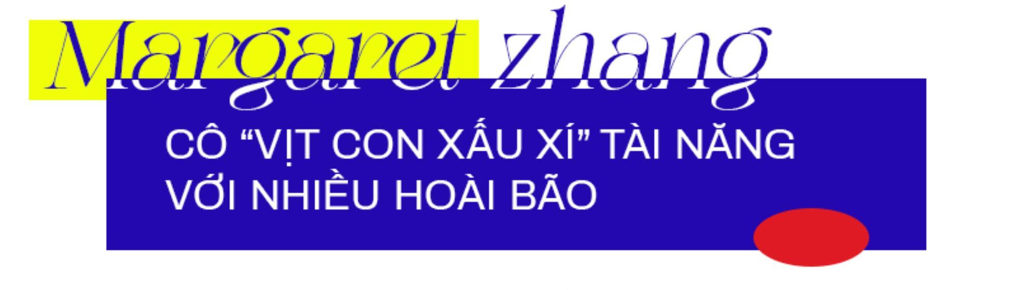 Chân dung Margaret Zhang - Tổng biên tập trẻ tuổi nhất của lịch sử tạp chí Vogue lẫy lừng Ảnh 1